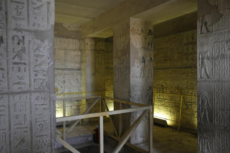 Tomb of Petosiris