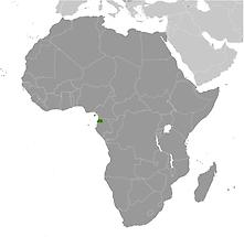 Equatorial Guinea in Africa
