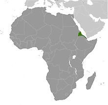 Eritrea in Africa