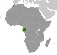 Gabon in Africa