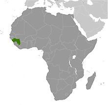 Guinea in Africa
