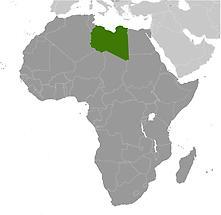 Libya in Africa