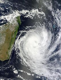 Cyclone Dumile