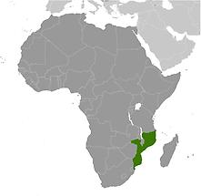 Mozambique in Africa
