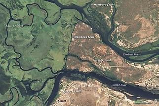 Zambezi and Chobe River