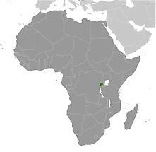 Rwanda in Africa