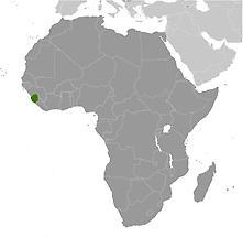 Sierra Leone in Africa