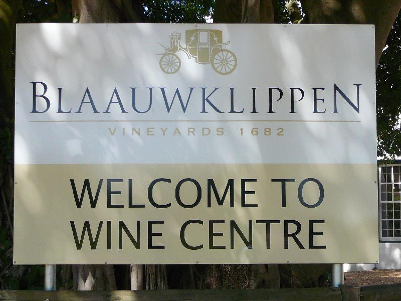 Blaauwklippen Vineyards