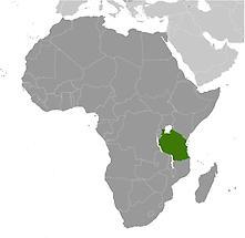 Tanzania in Africa