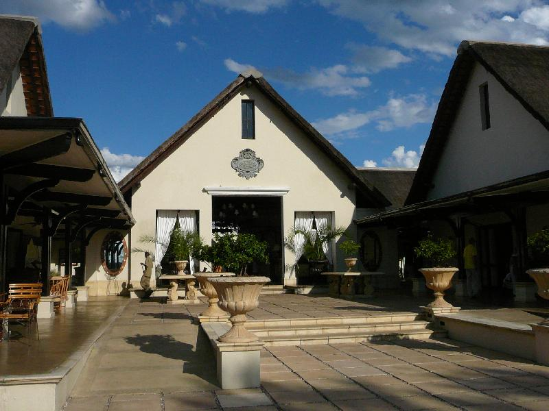 Royal Livingstone Hotel