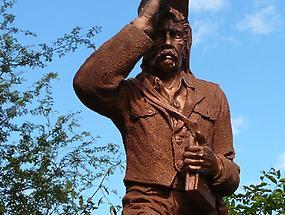 Statue of David Livingstone