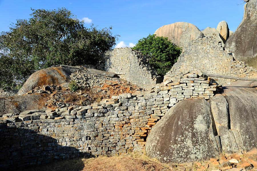 Hill Enclosure Great Zimbabwe