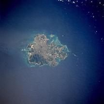 The island of Antigua (1)