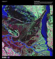 Parana River Delta