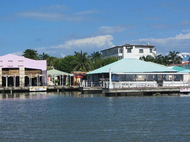 Belize City, waterfront (1)