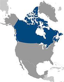 Canada in North America