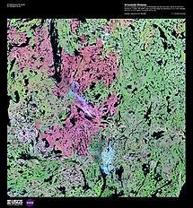 Yellowknife Wetlands