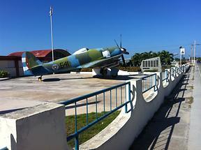 Bahia de Cochinos - Playa Giron - Museo de la Intervencion (1)