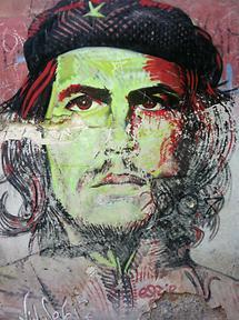 Havanna - Che-Graffito (1)