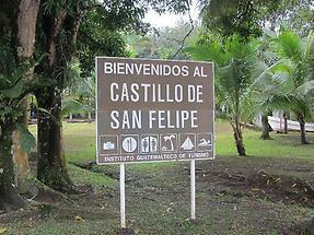 Castillo de San Felipe de Lara (1)