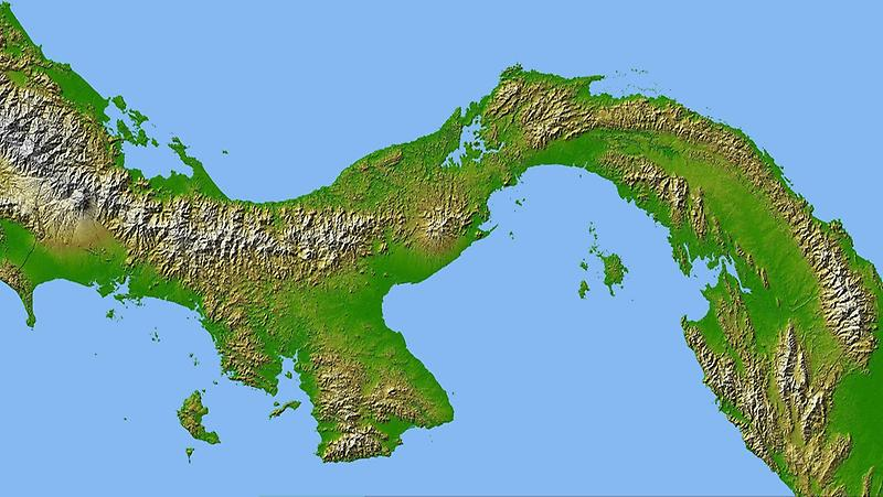The Isthmus of Panama