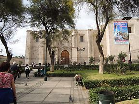 Arequipa, Iglesia San Francisco