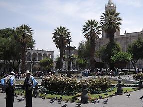 Arequipa Plaza Principal