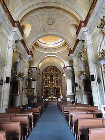 Iglesia la Campania de Jesu