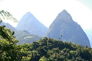 Berge aus der Nähe