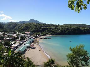 St Lucia Strand