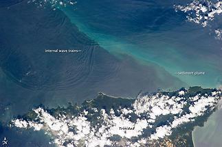 North coast of Trinidad