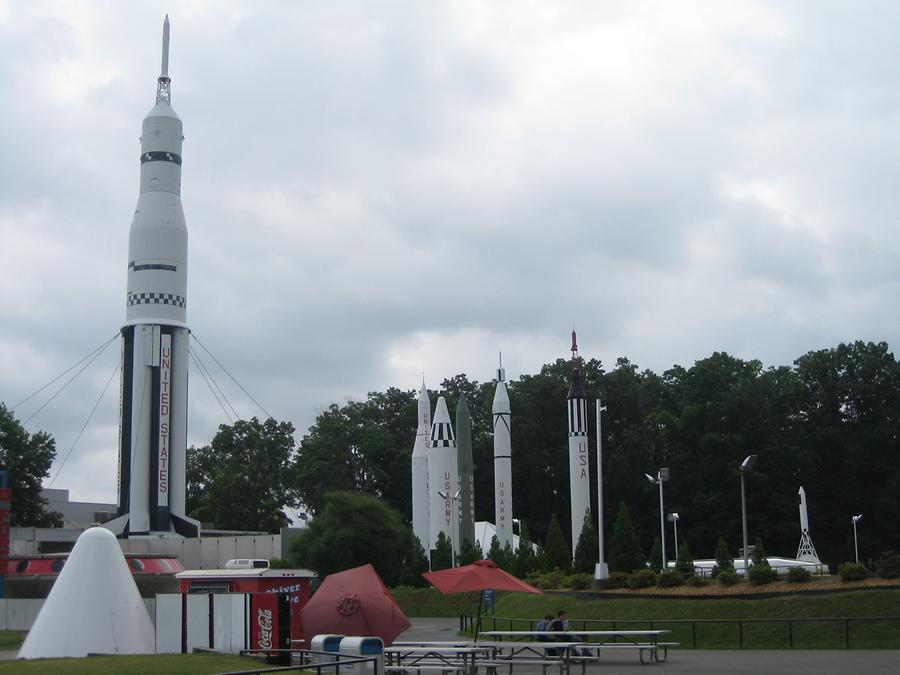 Huntsville US Space & Rocket Center