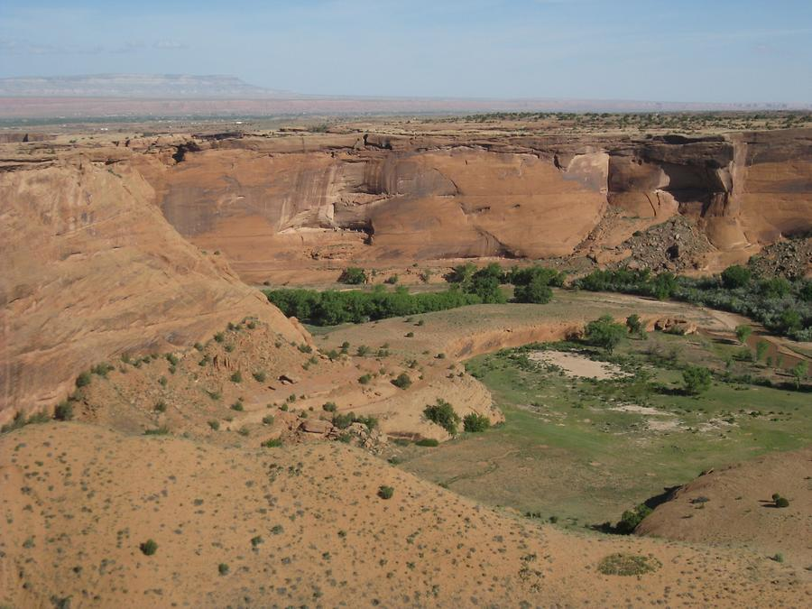 Canyon De Chelly National Park