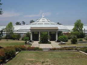LA MA San Marino The Huntington Conservatory