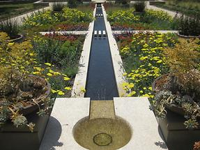 LA MA San Marino The Huntington Fountain
