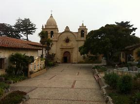 Carmel Mission San Carlos Borromeo del Rio Carmelo (1)