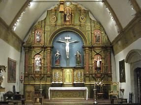 Carmel Mission San Carlos Borromeo del Rio Carmelo (2)