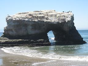 Santa Cruz Natural Bridge State Beach (1)