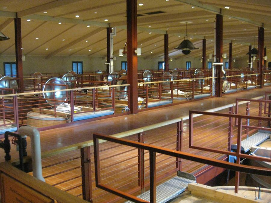 Napa Valley St. Helena Robert Mondavi Winery