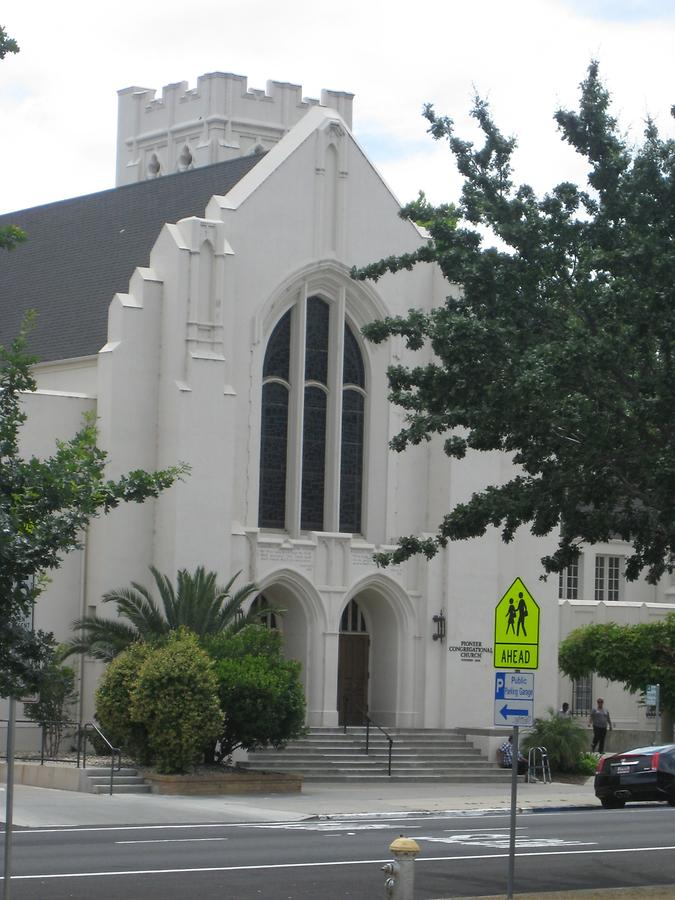 Sacramento Pioneer Congregational Church