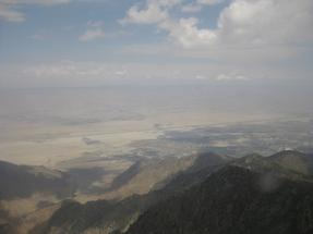 Palm Springs Blick vom Mt San Jacinto (1)
