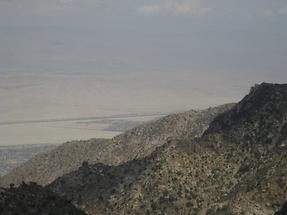 Palm Springs Blick vom Mt San Jacinto (3)