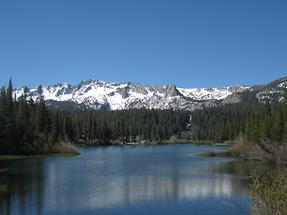 Mammoth Lakes Twin Lakes (1)