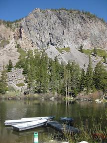 Mammoth Lakes Twin Lakes (2)