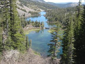Mammoth Lakes Twin Lakes (3)