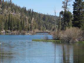 Mammoth Lakes Twin Lakes (4)