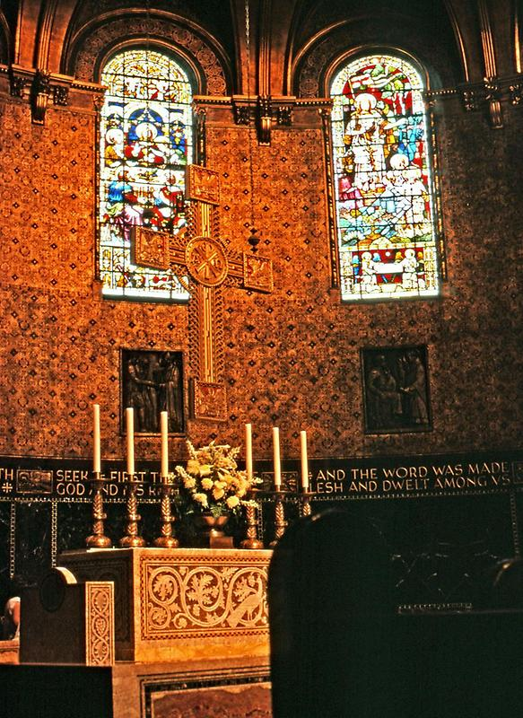 Altar of Trinity Church