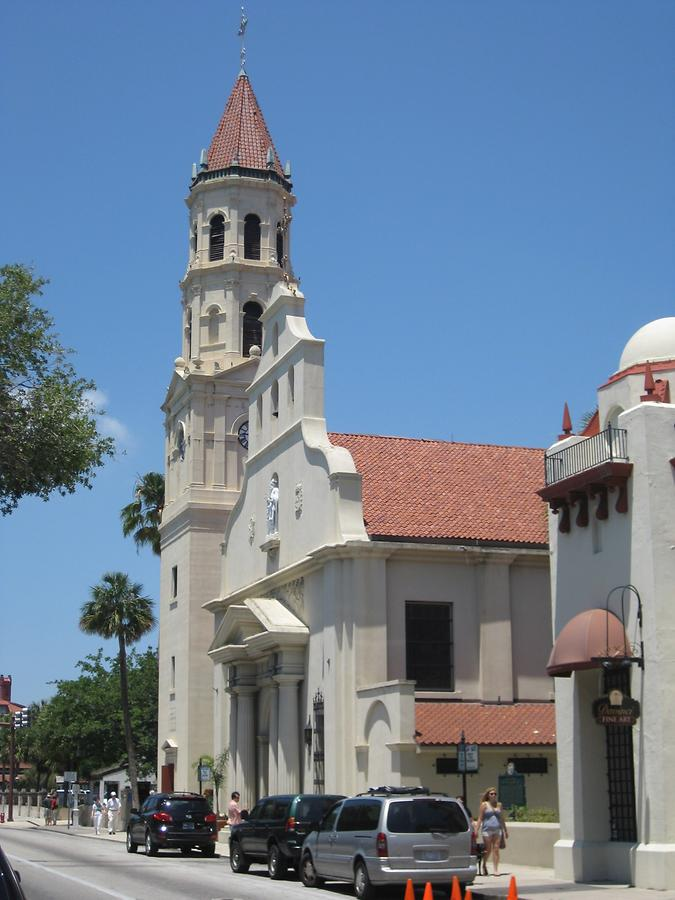 St. Augustine Cathedral of St. Augustine