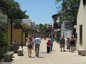 St. Augustine St. George Street (1)