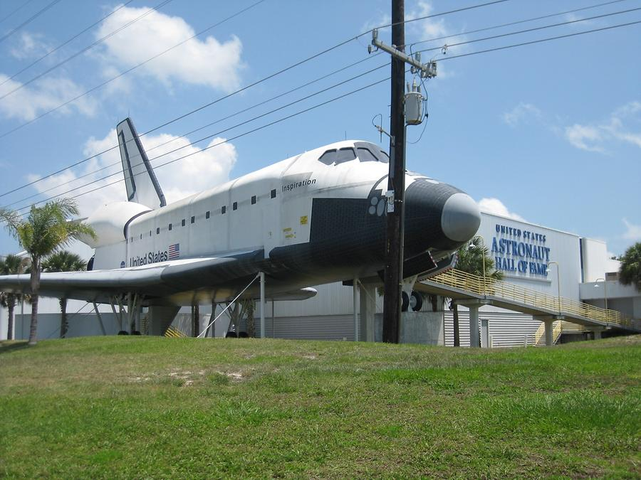 Titusville United States Astronauts Hall of Fame